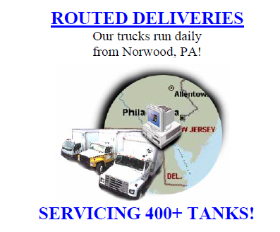 Our Service Area.