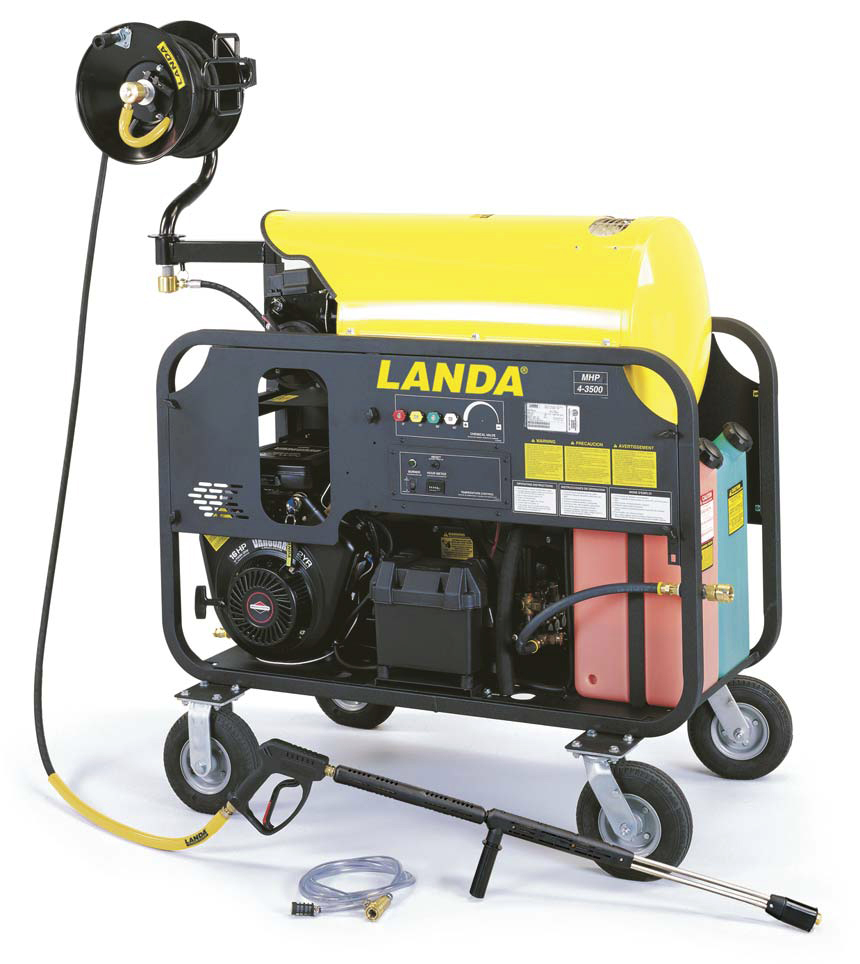 ets companylanda mhp gasoline powered, hot water pressure washer Portable Generator Wiring Diagram landa mhp gasoline powered, hot water pressure washer with a narrow frame