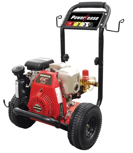 Be P275ha Pressure Washer With 5hp Honda 2700psi Gc160