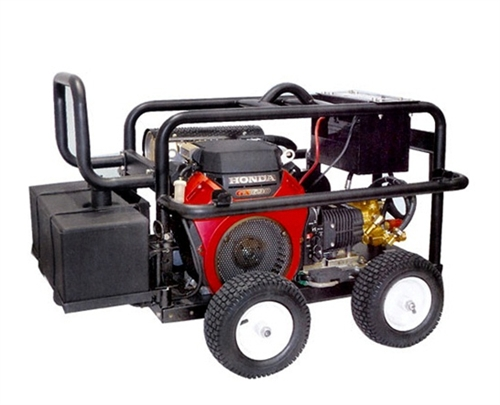 Be Pe 5024hwebgen Pressure Washer 24hp Honda 5000psi Gx690