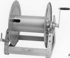 Hannay industrial hose reels c1500 series c1530 17 18 for Hannay hose reel motor