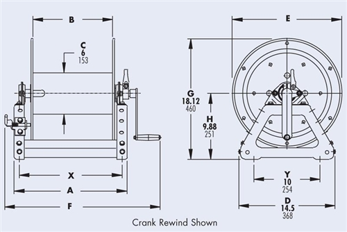 HAHR 8 31 3 hannay industrial hose reels c1500 series c1530 17 18 ets hannay reel wiring diagram at panicattacktreatment.co