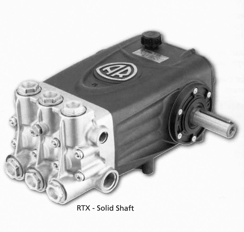 Ar Annovi Reverberi Pressure Washer Pump Rtx100 Ets
