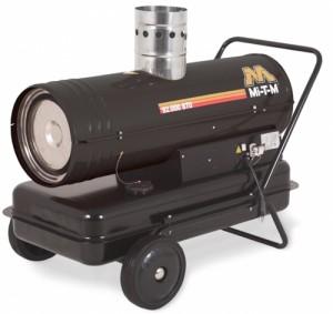 Portable Heater Rentals
