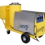 Hot high pressure washer Steam Jenny HPW3050-OEP