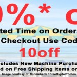 10% off all orders over $120.00