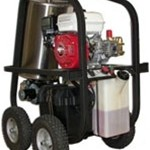 SH27003VH Mobile Pressure Washer Skid