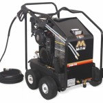 Mi-T-M HSP-2503-0MMS Hot Pressure Washer