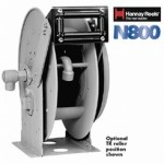 Hannay Reels N818-25-26-10.5B Spring Rewind Reel