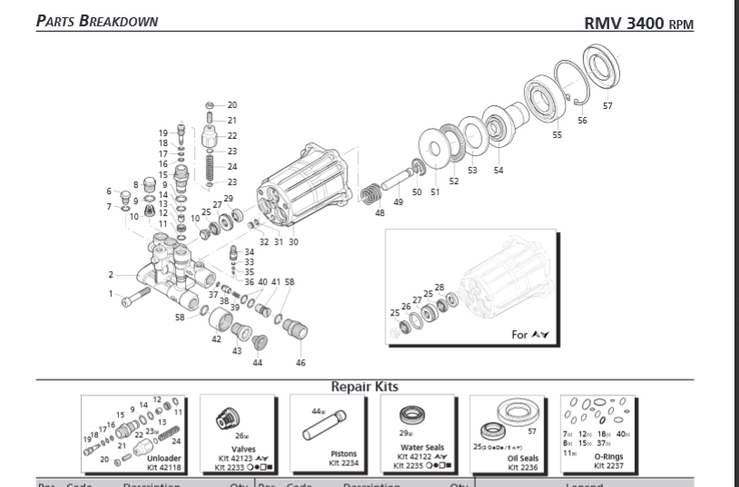 Troy Bilt Pressure Washer likewise Rmv2 4g30d Ez Pump From Annovi Reverberi together with S additionally Troy Bilt Pressure Washer 020293 2 Parts in addition Troybilt 0202451 2200 Psi Pressure Washer Parts C 26780 27006 25502. on troy bilt 020245 pump