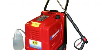 Commercial Power at Homeowners Pricing in a Hot Pressure Washer to make your home Mold Free