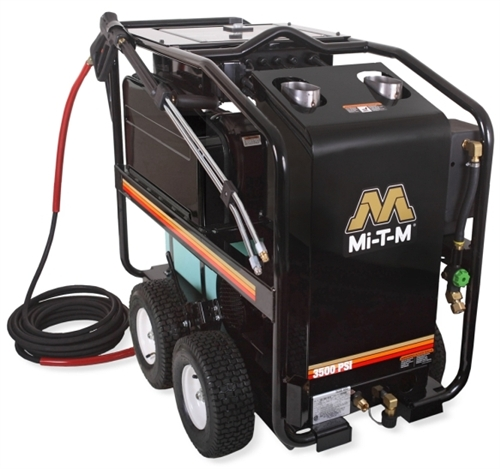 HSE3504-0M10 Hot High Pressure Washer