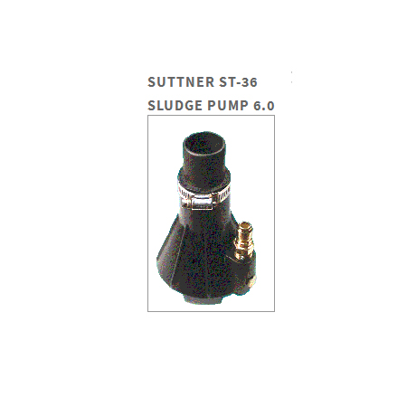 SUTTNER ST-36 SLUDGE PUMP 6.0 KIT
